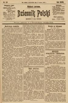 Dziennik Polski (wydanie poranne). 1903, nr125