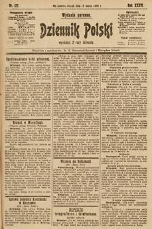 Dziennik Polski (wydanie poranne). 1903, nr127