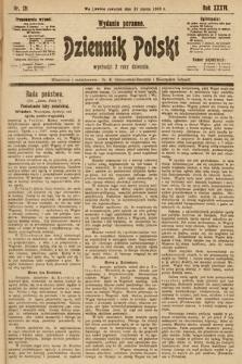 Dziennik Polski (wydanie poranne). 1903, nr131