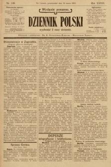 Dziennik Polski (wydanie poranne). 1903, nr148