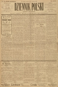 Dziennik Polski (wydanie popołudniowe). 1903, nr159