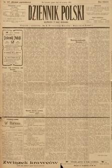 Dziennik Polski (wydanie popołudniowe). 1903, nr167