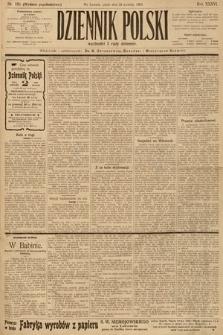 Dziennik Polski (wydanie popołudniowe). 1903, nr189