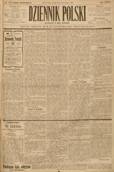 Dziennik Polski (wydanie popołudniowe). 1903, nr195