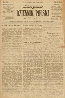 Dziennik Polski (wydanie poranne). 1903, nr226