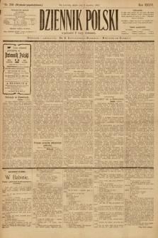 Dziennik Polski (wydanie popołudniowe). 1903, nr258