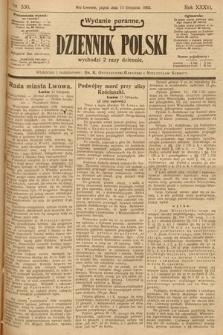 Dziennik Polski (wydanie poranne). 1903, nr530