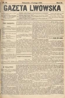 Gazeta Lwowska. 1892, nr 26
