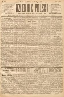 Dziennik Polski. 1898, nr203