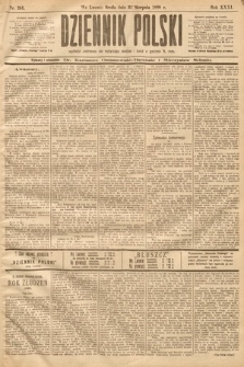 Dziennik Polski. 1898, nr241