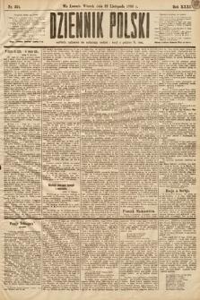Dziennik Polski. 1898, nr324