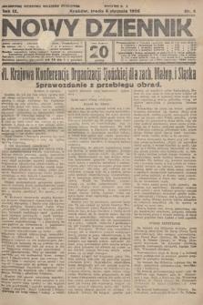Nowy Dziennik. 1926, nr4