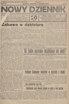 Nowy Dziennik. 1926, nr5