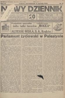 Nowy Dziennik. 1926, nr8