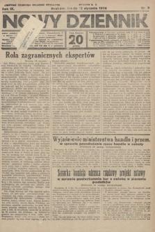Nowy Dziennik. 1926, nr9