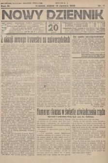 Nowy Dziennik. 1926, nr11