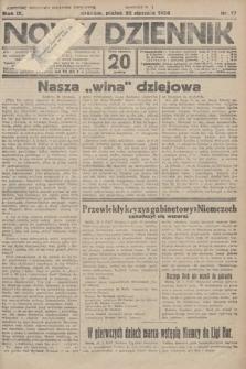 Nowy Dziennik. 1926, nr17