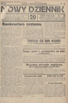 Nowy Dziennik. 1926, nr18