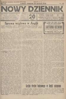 Nowy Dziennik. 1926, nr22