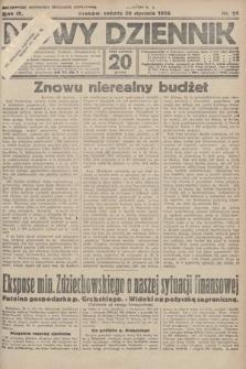 Nowy Dziennik. 1926, nr24