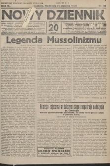 Nowy Dziennik. 1926, nr25