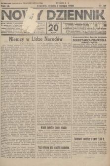 Nowy Dziennik. 1926, nr27