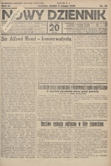 Nowy Dziennik. 1926, nr28