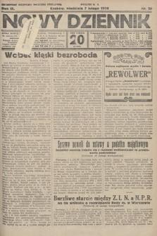Nowy Dziennik. 1926, nr30