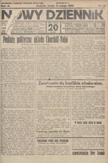 Nowy Dziennik. 1926, nr32