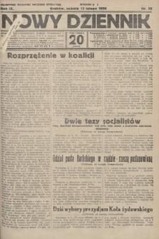 Nowy Dziennik. 1926, nr35