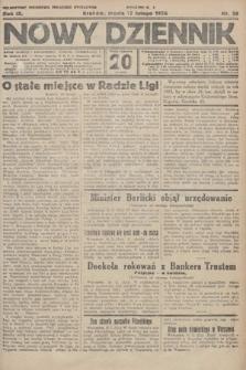 Nowy Dziennik. 1926, nr38