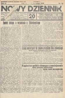 Nowy Dziennik. 1926, nr46