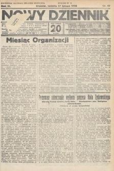 Nowy Dziennik. 1926, nr47