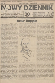 Nowy Dziennik. 1926, nr50
