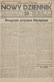 Nowy Dziennik. 1926, nr54
