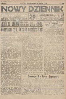 Nowy Dziennik. 1926, nr55