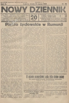 Nowy Dziennik. 1926, nr56