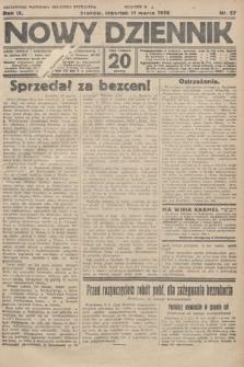 Nowy Dziennik. 1926, nr57