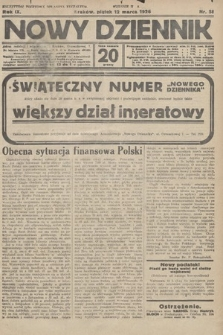 Nowy Dziennik. 1926, nr58