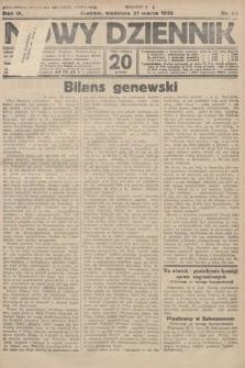 Nowy Dziennik. 1926, nr66