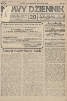 Nowy Dziennik. 1926, nr67