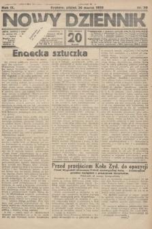 Nowy Dziennik. 1926, nr70