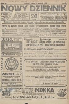 Nowy Dziennik. 1926, nr74