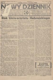Nowy Dziennik. 1926, nr75