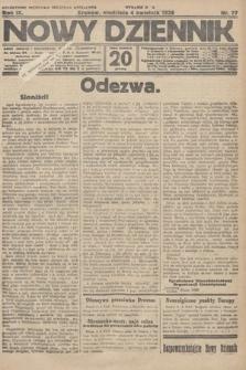 Nowy Dziennik. 1926, nr77