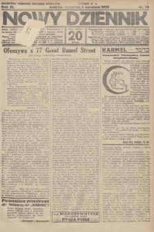 Nowy Dziennik. 1926, nr78