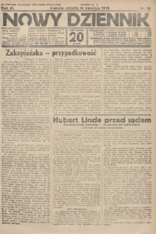 Nowy Dziennik. 1926, nr80