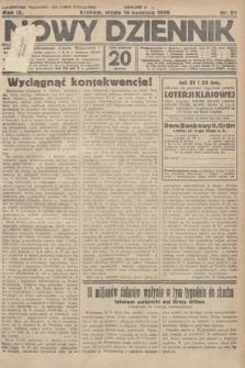 Nowy Dziennik. 1926, nr83