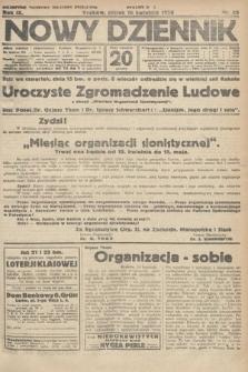 Nowy Dziennik. 1926, nr85