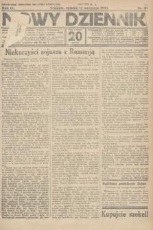 Nowy Dziennik. 1926, nr86